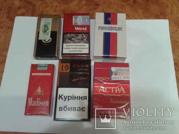 Коллекция сигарет 9, фото №8