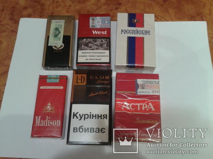 Коллекция сигарет 9, фото №9