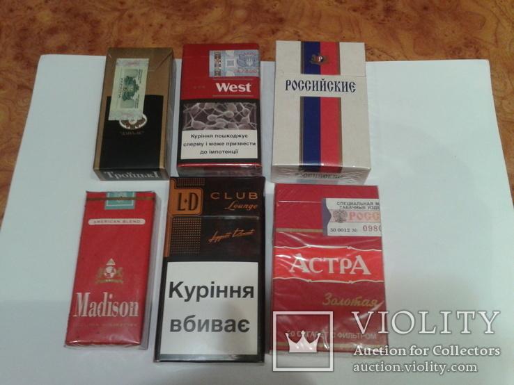 Коллекция сигарет 9, фото №10