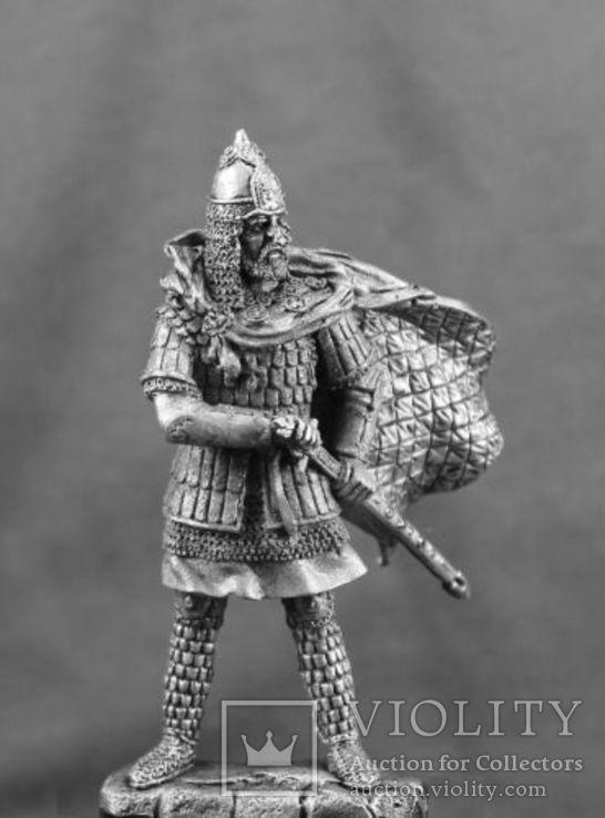 Русь. Князь Александр Невский. 13 век