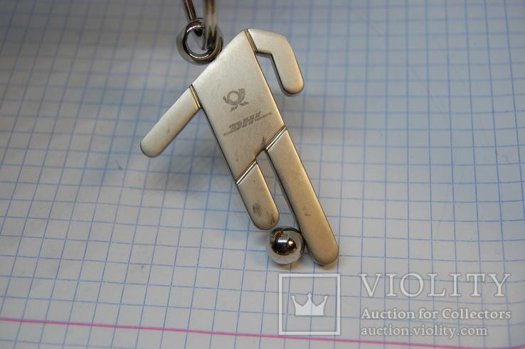 Брело zustell meister 2012 DHL. Мастер доставки, фото №4