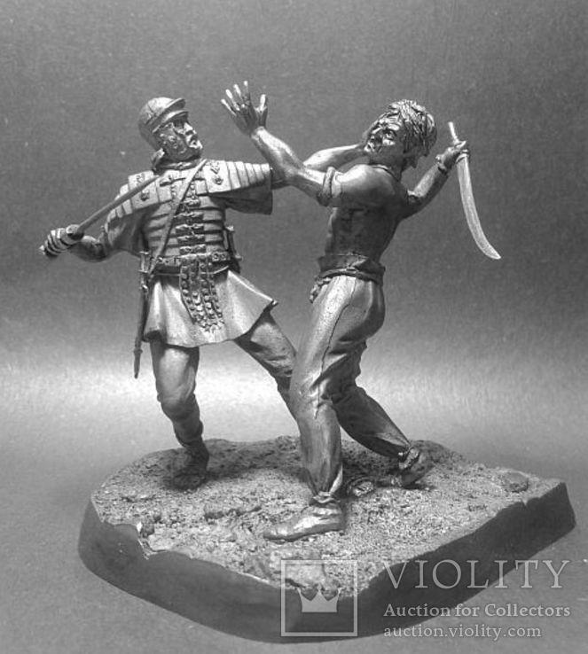 Рим.Война Рима с Даками ( 101-106 год н.э.), фото №3