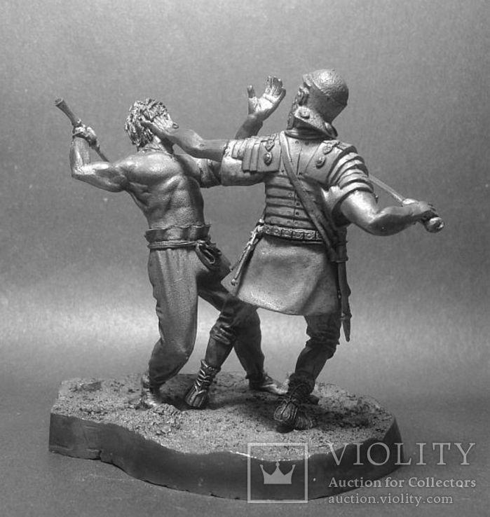 Рим.Война Рима с Даками ( 101-106 год н.э.), фото №4