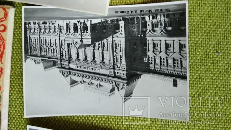 Виды Москвы 1954 год 10 шт., фото №7