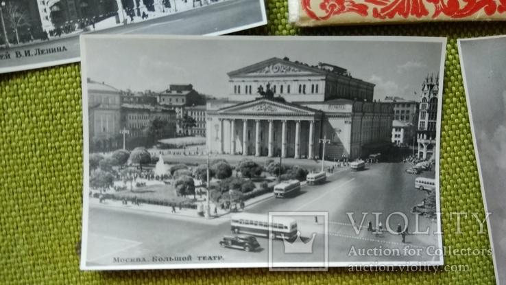 Виды Москвы 1954 год 10 шт., фото №8