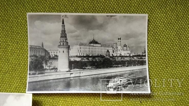 Виды Москвы 1954 год 10 шт., фото №10