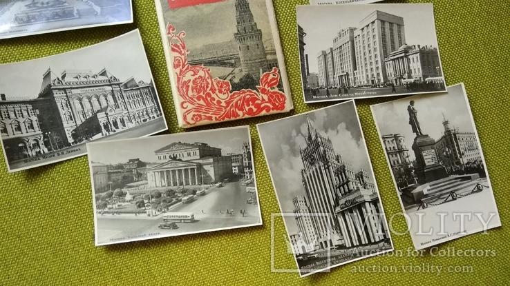 Виды Москвы 1954 год 10 шт., фото №13