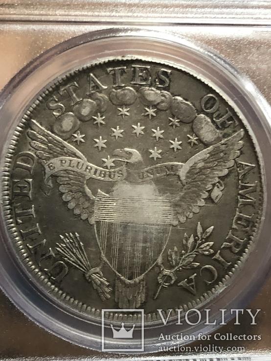 1$ США 1799г, фото №3