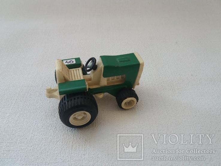 Трактор СССР