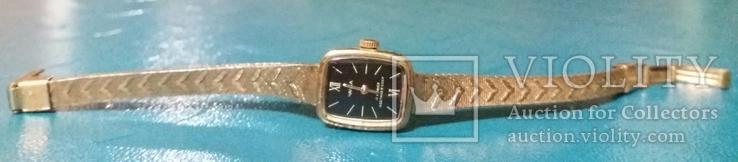 Часы наручные женские *Чайка* СССР, фото №4