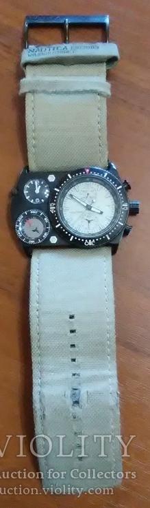 Часы хронограф NAUTICA (США) модель N-MX 62 под восстановление, фото №6