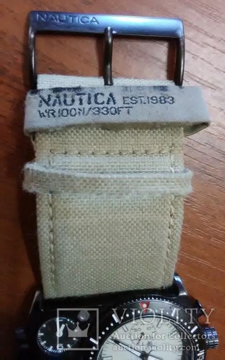 Часы хронограф NAUTICA (США) модель N-MX 62 под восстановление, фото №9