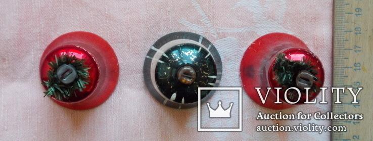 Три колокольчика производства ГДР. 60 - е годы., фото №4