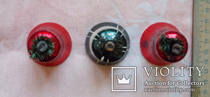 Три колокольчика производства ГДР. 60 - е годы., фото №5
