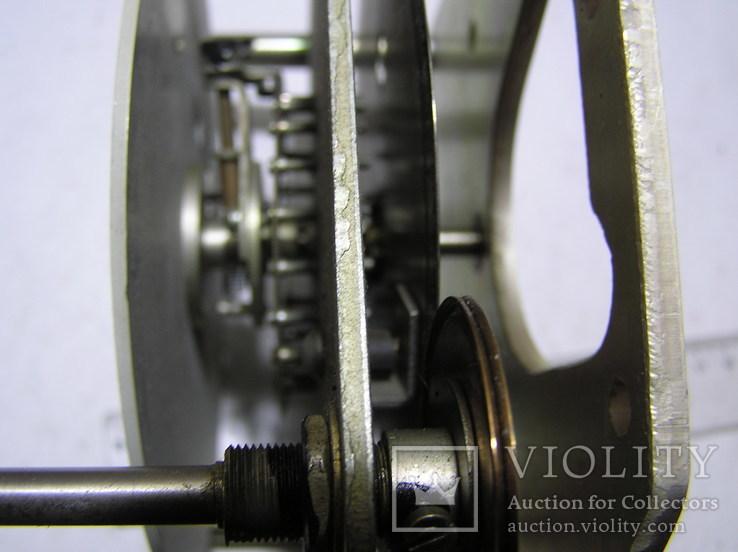Механизм настройки с какого-то прибора/генератора,скорее всего/., фото №3