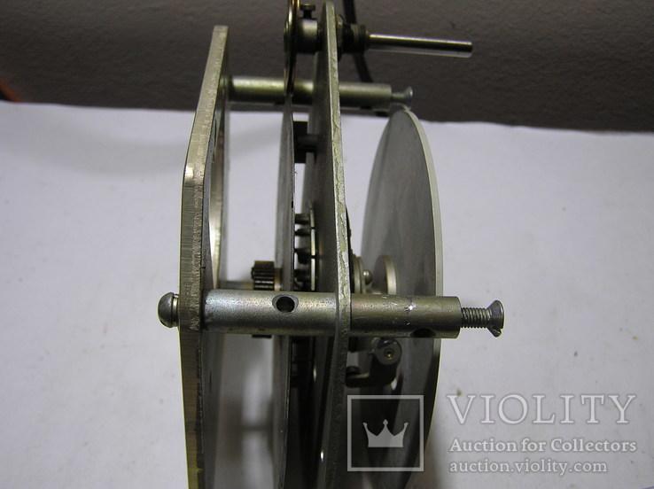 Механизм настройки с какого-то прибора/генератора,скорее всего/., фото №6