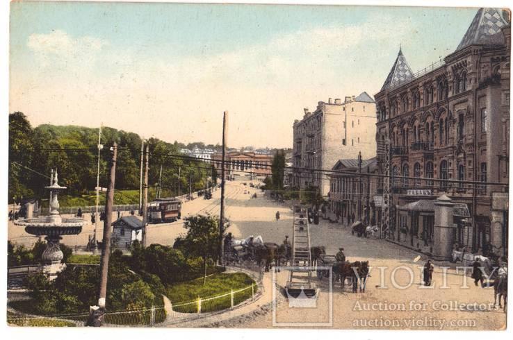 Старый Киев, Царская площадь, Марков №125
