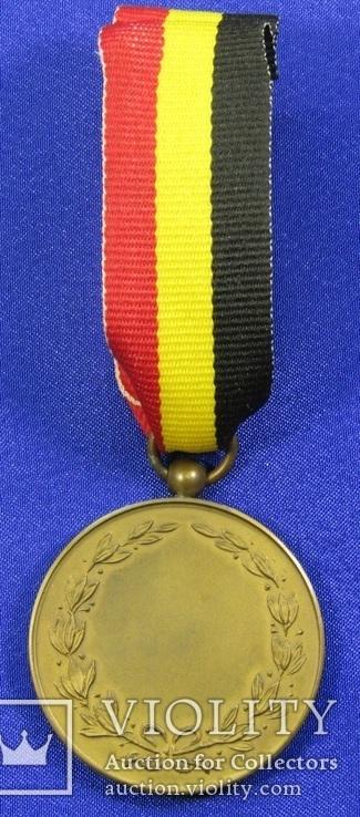 """Медаль """"Королевского общества с/х и ботаники"""" Бельгия (157м), фото №5"""
