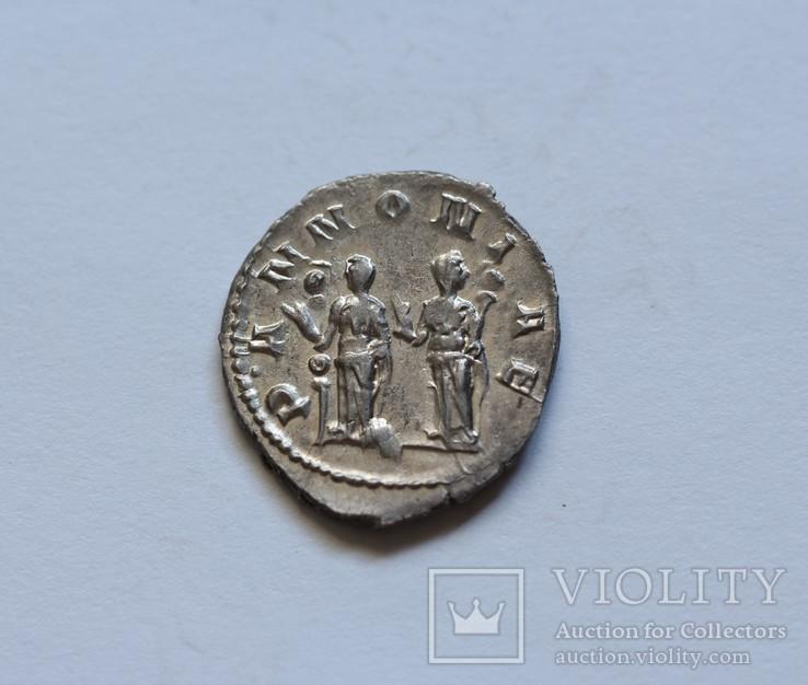 Траян Деций антониниан RIC 21, фото №4