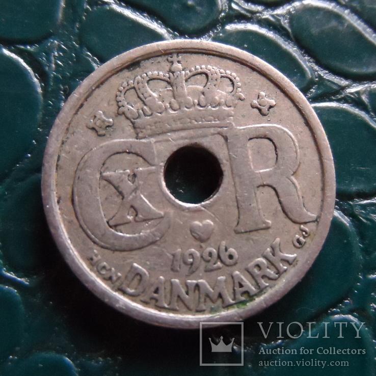 10 эре 1926   Дания    (Э.1.28)~, фото №2