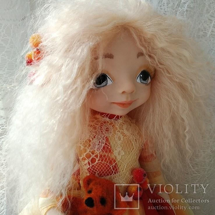 Интерьерная кукла, фото №3