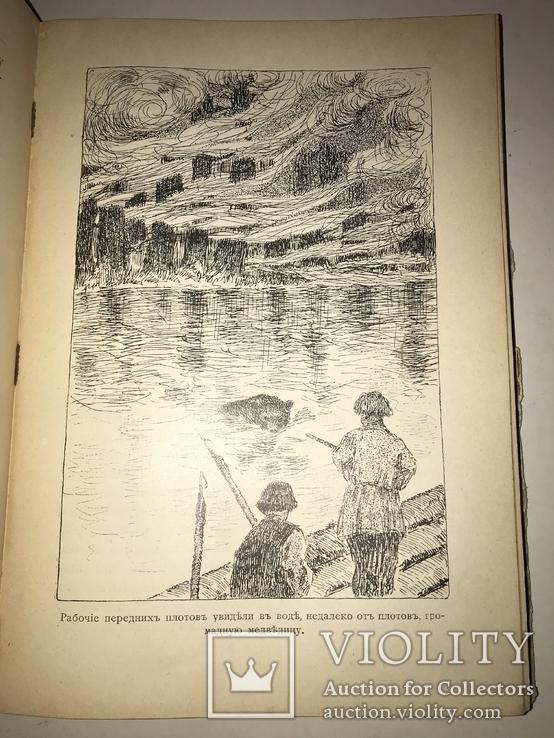 Родина Шикарное издание Девриена иллюстрированное до 1917 г, фото №11