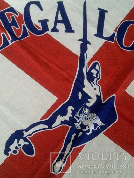 Lega Lombarda - флаг банер, фото №4