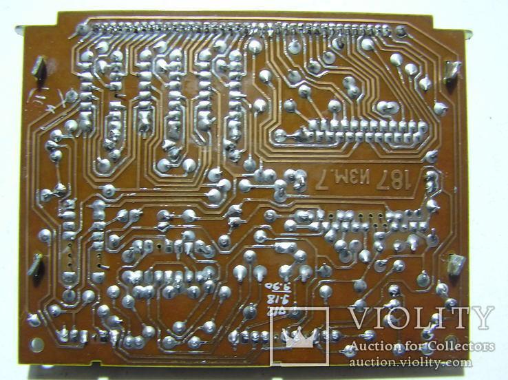 Блок индикации от магнитофона Романтика-225. Новый., фото №4