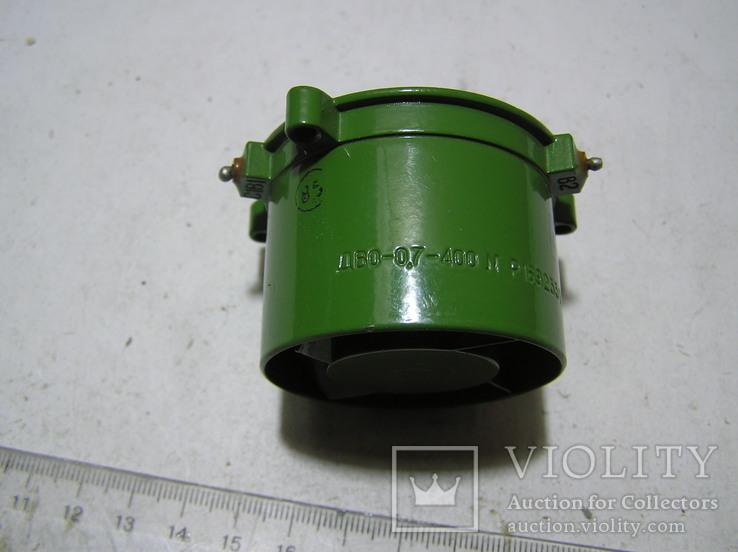 Вентилятор ДВО-0,7-400. Б/у., фото №3