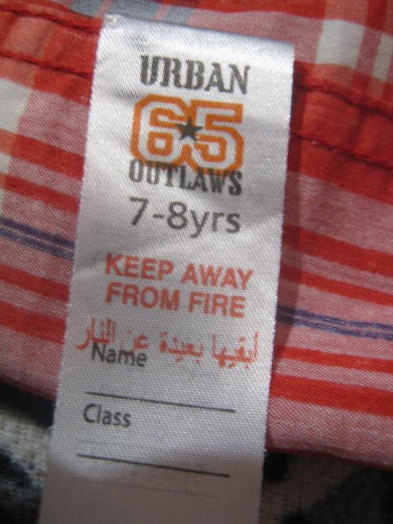 Сорочка urban на 7-8 рочків, фото №6