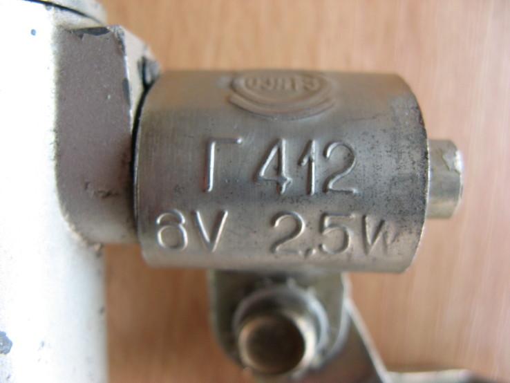 Велодинамо Г412,  СССР, фото №4