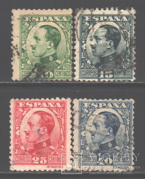 Испания. 1930. Альфонсо XIII, гаш.