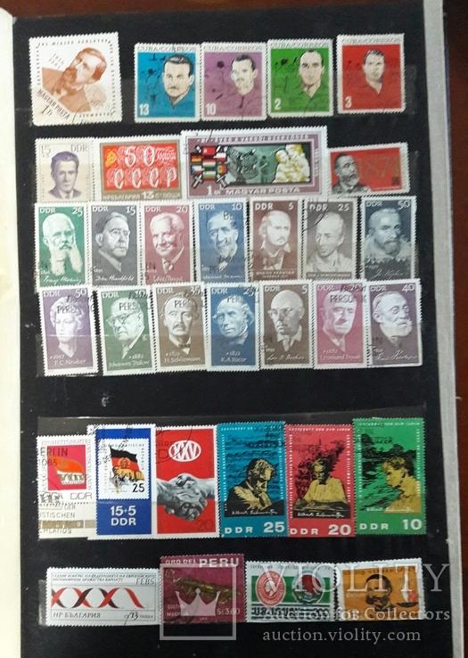 596 марок + великий альбом, photo number 3