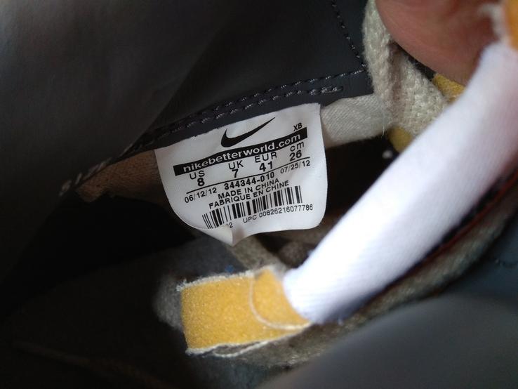 Nike Blazer - Кросівки Оригінал (41/26), фото №7