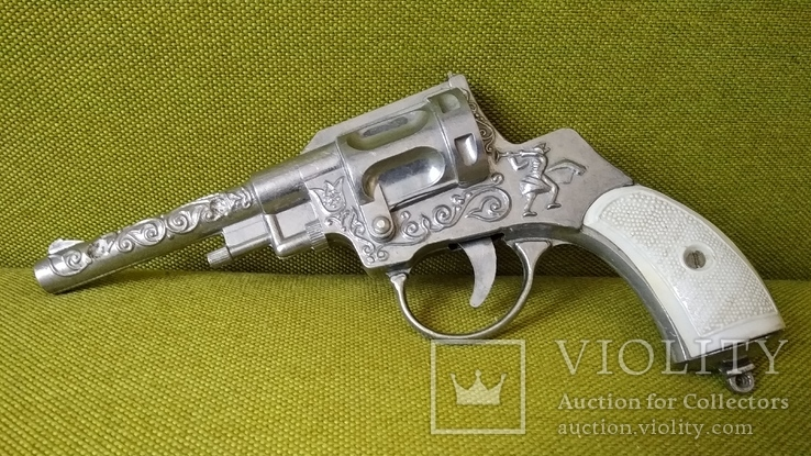 Пистолет с красноармейцем, фото №3