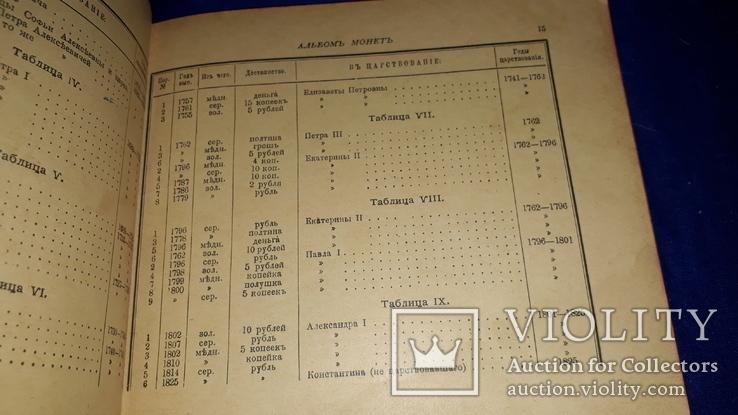 1913 Альбом русских монет. Руководство для собирателей, фото №5