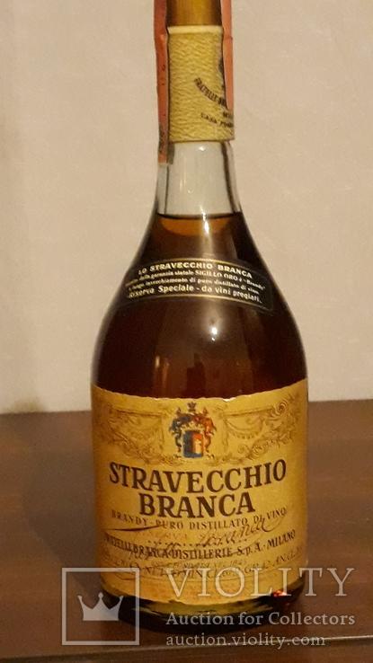 Stravecchio Branca 1979 pik 42 gr Riserva Speciale distillato