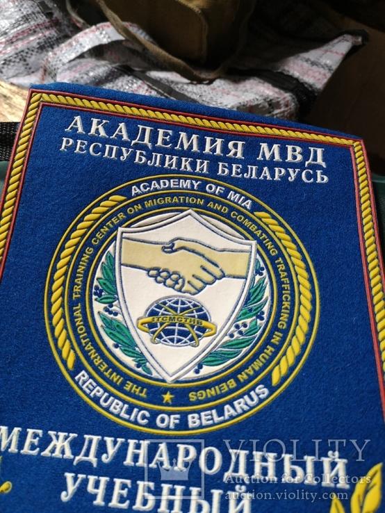 Вымпел академия мвд Республика Беларусь милиция, фото №5