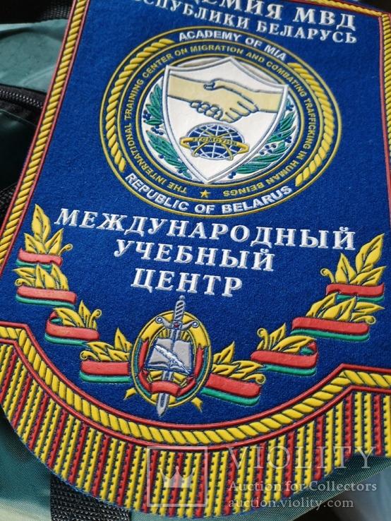 Вымпел академия мвд Республика Беларусь милиция, фото №6