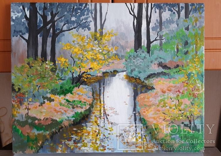Осень у ручья, фото №3
