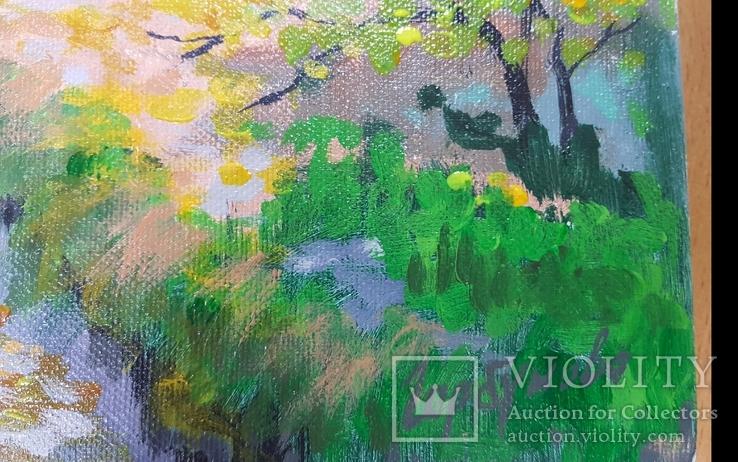 Осень у ручья, фото №5
