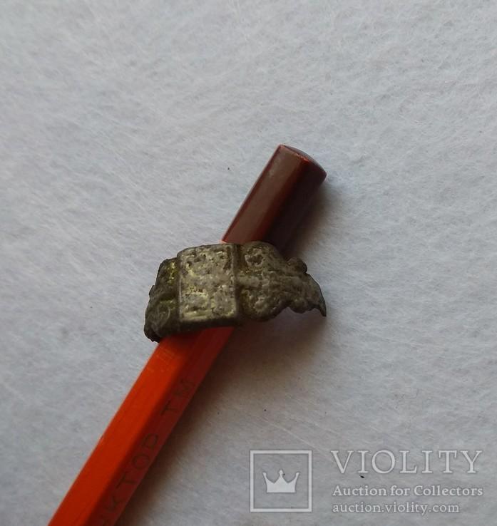 Древний Перстень с Узорами., фото №7