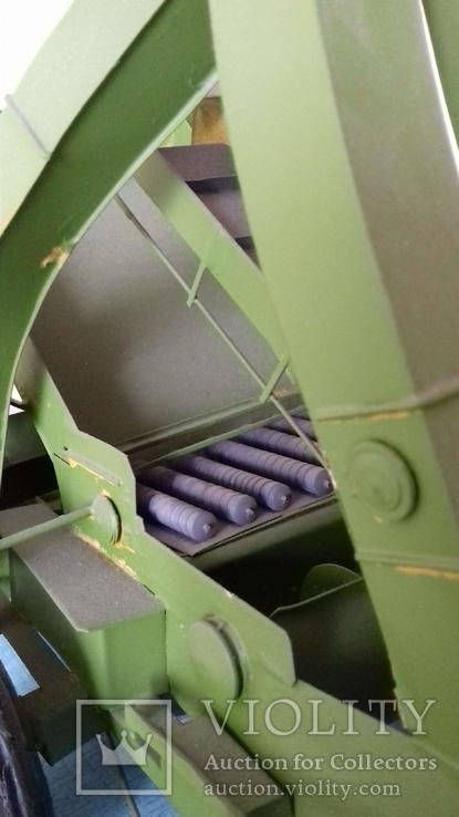 Макет кукурузоуборочного комбайна (320х440х250), photo number 5