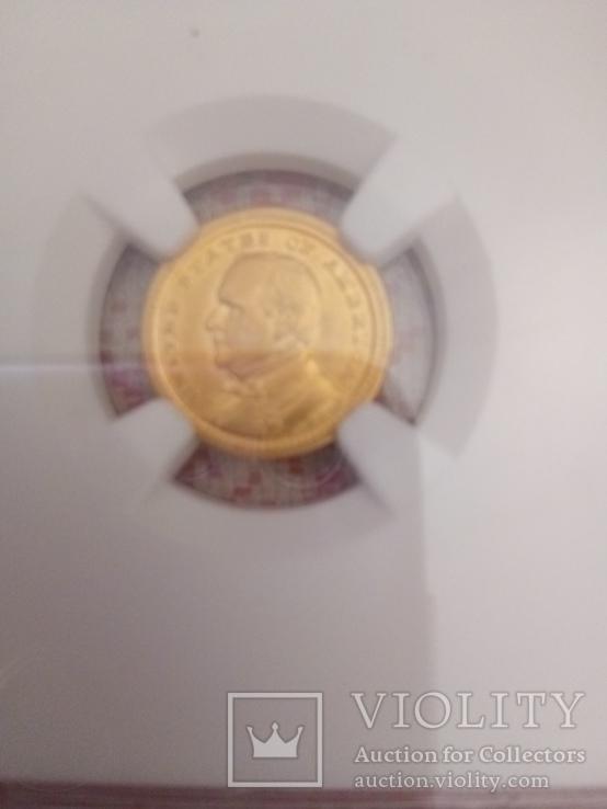 Доллар 1903 памятный Мак Кинли, фото №3