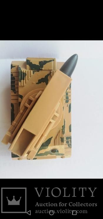 Ракетный танк, фото №4