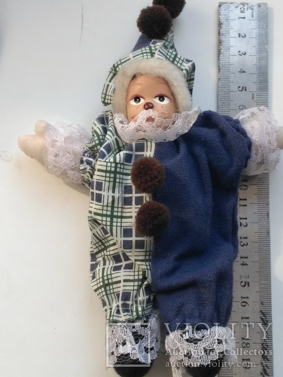 Кукла Клоун., фото №4