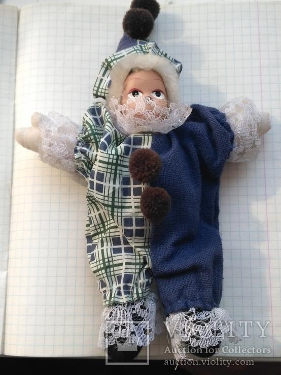 Кукла Клоун., фото №5
