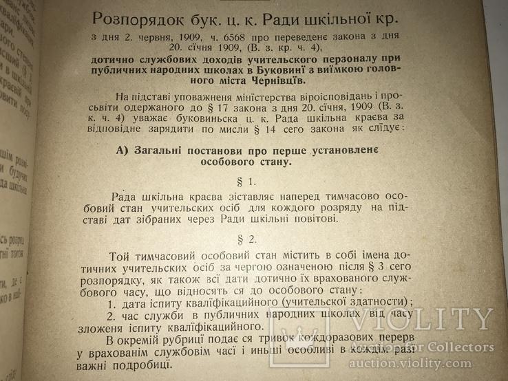 1914 Українській Підручник в справах Школи Редкая Типография, фото №9