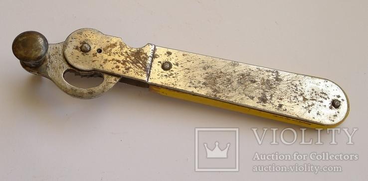 Консервный нож., фото №2