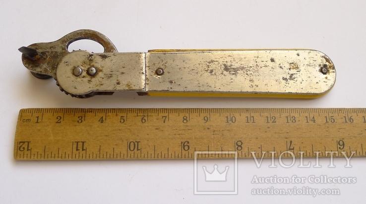 Консервный нож., фото №4